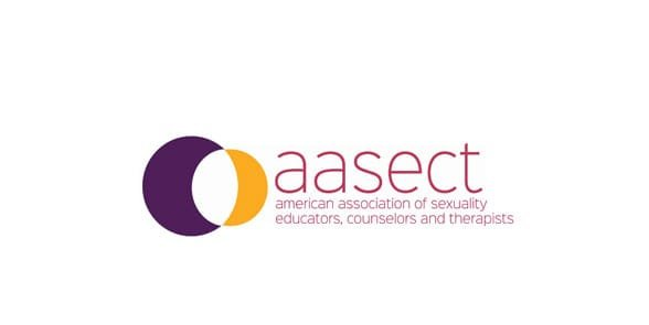Photo of the AASECT logo