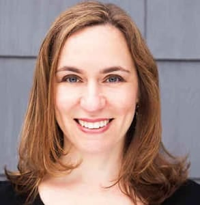 Judith Rosenbaum, Ph.D., Executive Director of the Jewish Women's Archive