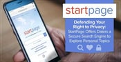 Defending Your Right to Privacy: StartPage Offers Daters a Secure Search Engine to Explore Personal Topics