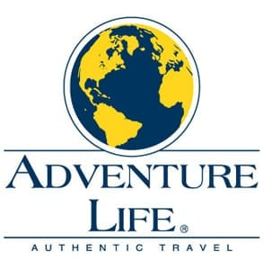 Photo of the Adventure Life logo