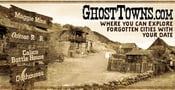 On GhostTowns.com, Anyone Can Explore Forgotten Cities & Create a Treasured Memory With a Date