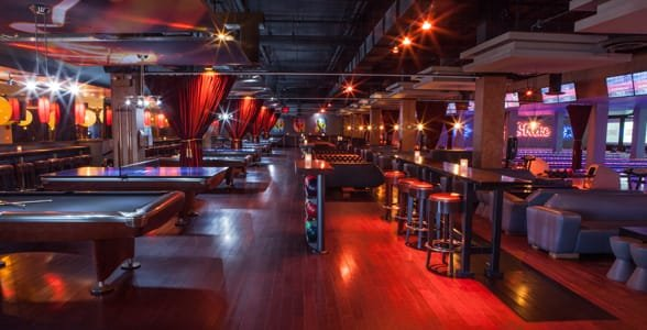 Photo of a Lucky Strike venue