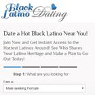 BlackLatinoDating