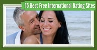 "15 Best Free ""International"" Dating Sites (For Marriage, Professionals & Seniors)"