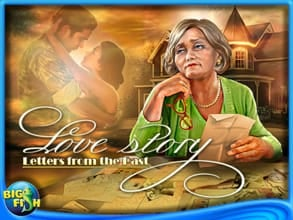 Cover of the Love Story: Letters From the Past game