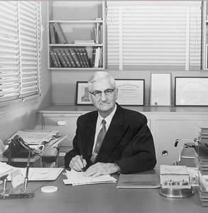 Photo of Ralph C. Smedley, Founder of Toastmasters