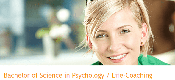 Screenshot of GetEducated's Life Coaching degree page