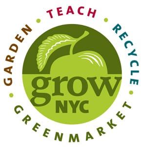 Photo of the GrowNYC logo