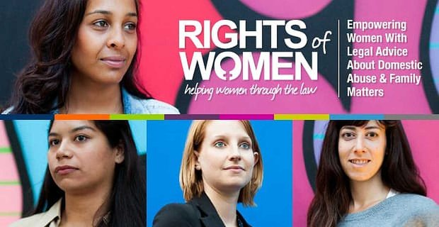 Rights of Women: Empowering Women With Legal Advice About Domestic Abuse & Family Matters
