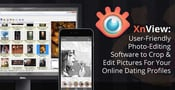 XnView: User-Friendly Photo-Editing Software to Crop & Edit Pictures For Your Online Dating Profiles