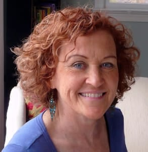 Photo of Geri Weis-Corbley, Founder of the Good News Network