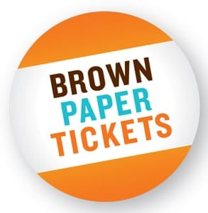 Photo of the Brown Paper Tickets logo