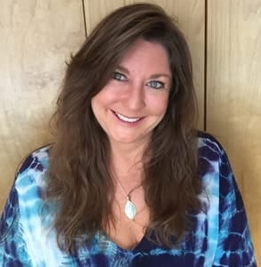 Photo of Jill Crosby, Founder of Spiritual Singles