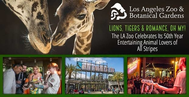 The La Zoo Entertains Daters And Animal Lovers