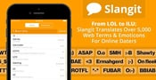 From LOL to ILU: Slangit Translates Over 5,000 Web Terms & Emoticons For Online Daters