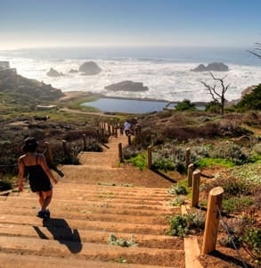 Photo of Lands End, a National Park in San Francisco