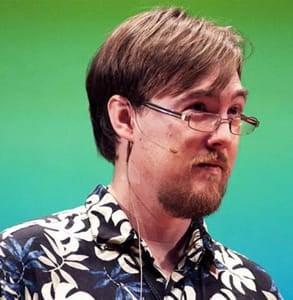 Photo of Rob Malda, Founder of Slashdot