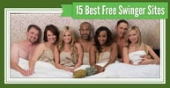 "15 Best Free ""Swinger"" Sites — (Lifestyle, Local, Couple & UK)"