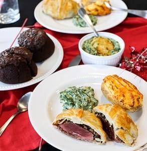 Photo of igourmet's Beef Wellington Dinner by Rastelli