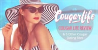 """""""Cougar Life Review"""" — And 5 Other Cougar Dating Sites"""