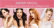 David's Bridal — A One-Stop Shop Dressing Women for Weddings & Proms for More Than 60 Years