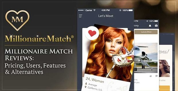 Millionaire Match Reviews