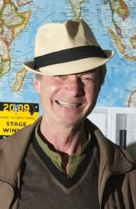 Photo of Henry Gold, Founder of TDA Global Cycling
