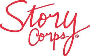 Photo of the StoryCorps logo