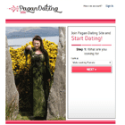 Pagan Dating Site