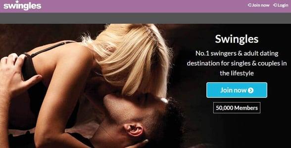 Screenshot of Swingles