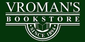 Photo of the Vroman's Bookstore logo