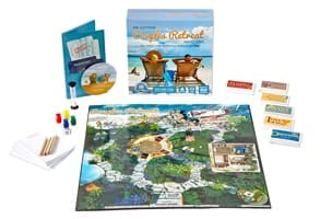 Photo of the Gottman Couples Retreat Board Game