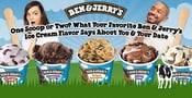 One Scoop or Two? What Your Favorite Ben & Jerry's Ice Cream Flavor Says About You & Your Date