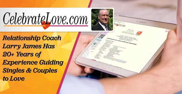 Larry James A Relationship Coach With Over 20 Years Of Experience