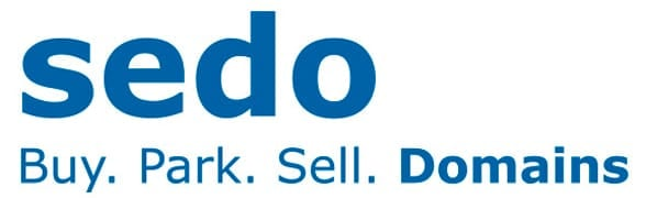 Photo of the Sedo logo
