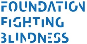 Photo of the Foundation Fighting Blindness logo