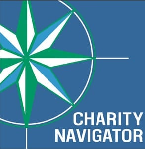 Photo of the Charity Navigator logo
