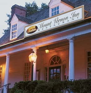 Photo of the Mount Vernon Inn