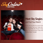 Shy Online Dating