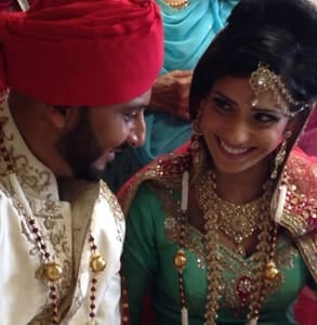 Photo of Madeep and Rupinder, a married couple who met on AsianD8