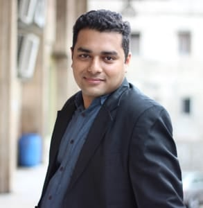 Photo of Ravi Mittal, CEO and Founder of QuackQuack