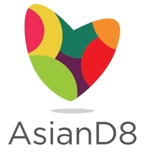 Photo of the AsianD8 logo