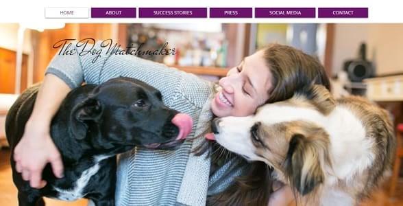 Photo of Sarah Brasky, the Dog Matchmaker