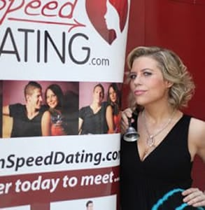 Photo of Amber Soletti, Co-Founder of On Speed Dating
