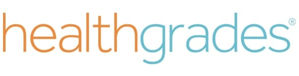 Photo of the Healthgrades logo