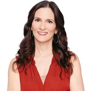 Photo of Andrea Donsky, Co-Founder of Naturally Savvy Media