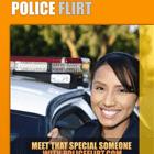 Police Flirt