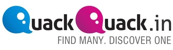 Photo of the QuackQuack logo