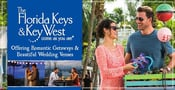 An Escape to the Florida Keys Offers Couples Sun-Filled Romantic Getaways & Beautiful Backdrops for Destination Weddings