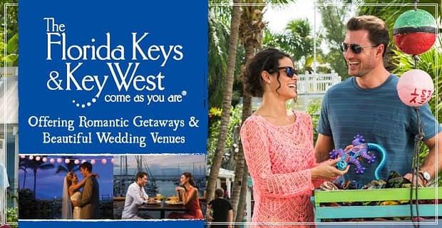 The Florida Keys Offers Romantic Getaways And Beautiful Wedding Venues